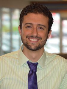 Amir Akbarnia at Toyota of West County Sales Department