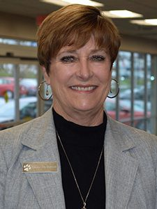 Diane Thompson at Toyota of West County Sales Department