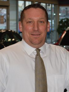 Will White at Toyota of West County Sales Department