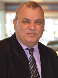 Tony Alsaleh at Toyota of West County Sales Department