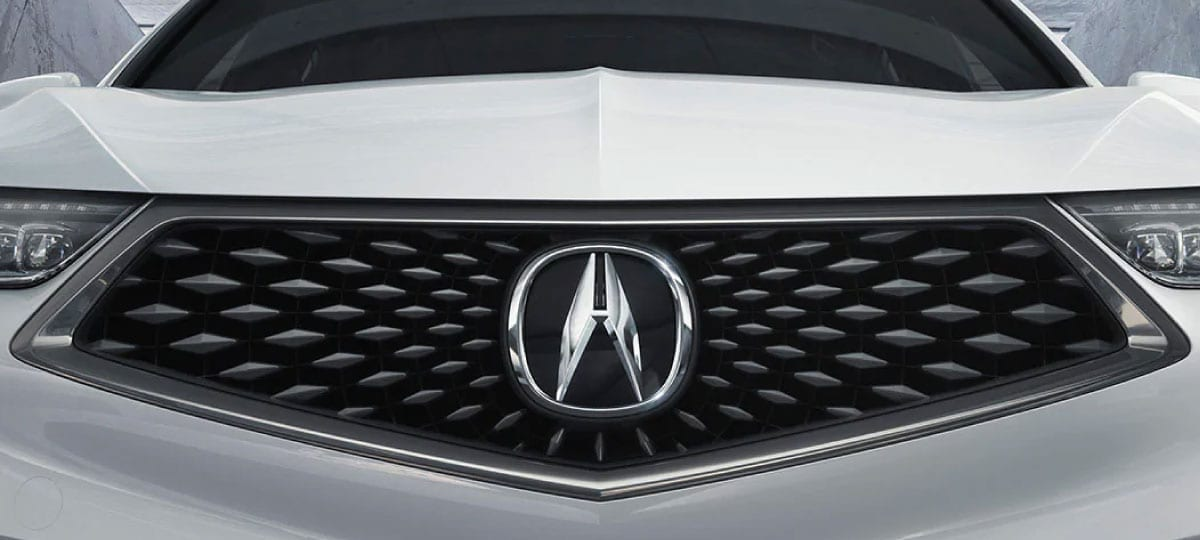 Acura Frontend Closeup