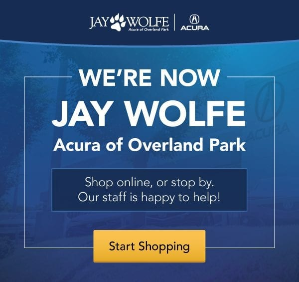 Jay Wolfe Acura >> Acura Of Overland Park Kansas City Acura And Used Car Dealership
