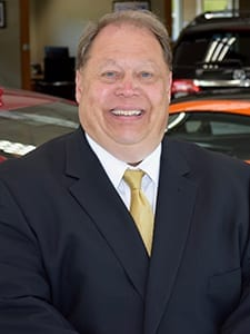 Dean Saddler at Acura of Overland Park Sales Department