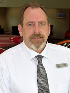 Greg Carter at Acura of Overland Park Service Department
