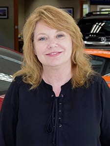 Lynn Shadley at Acura of Overland Park Sales Department
