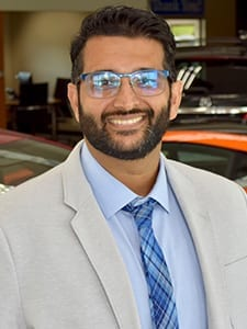 Manny Shaffie at Acura of Overland Park Sales Department