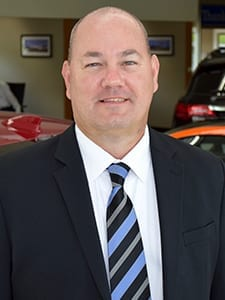 Steve Genova at Acura of Overland Park Sales Department