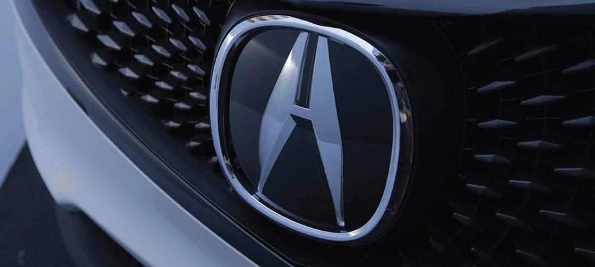 Acura Vehicle Close-up