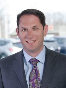 Rob Feuerbacher at Acura of Overland Park Sales Department
