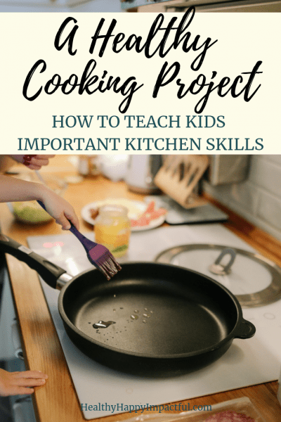 healthy cooking project