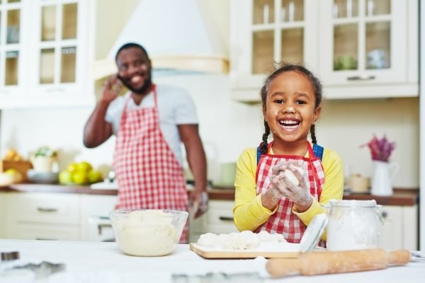cooking for family night activities