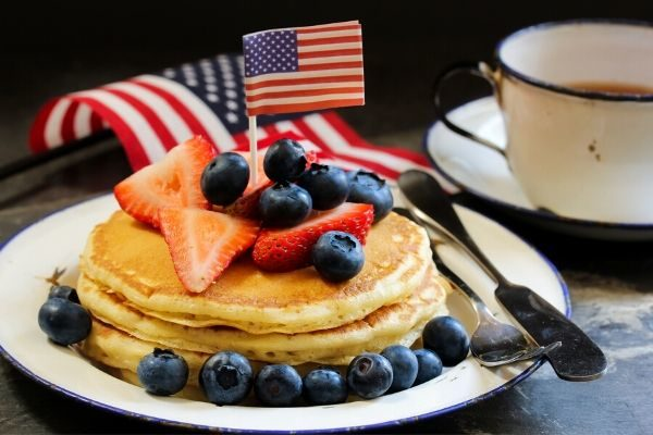 4th of July food traditions, special food