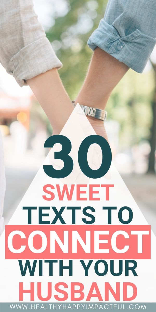 text messages for your husband