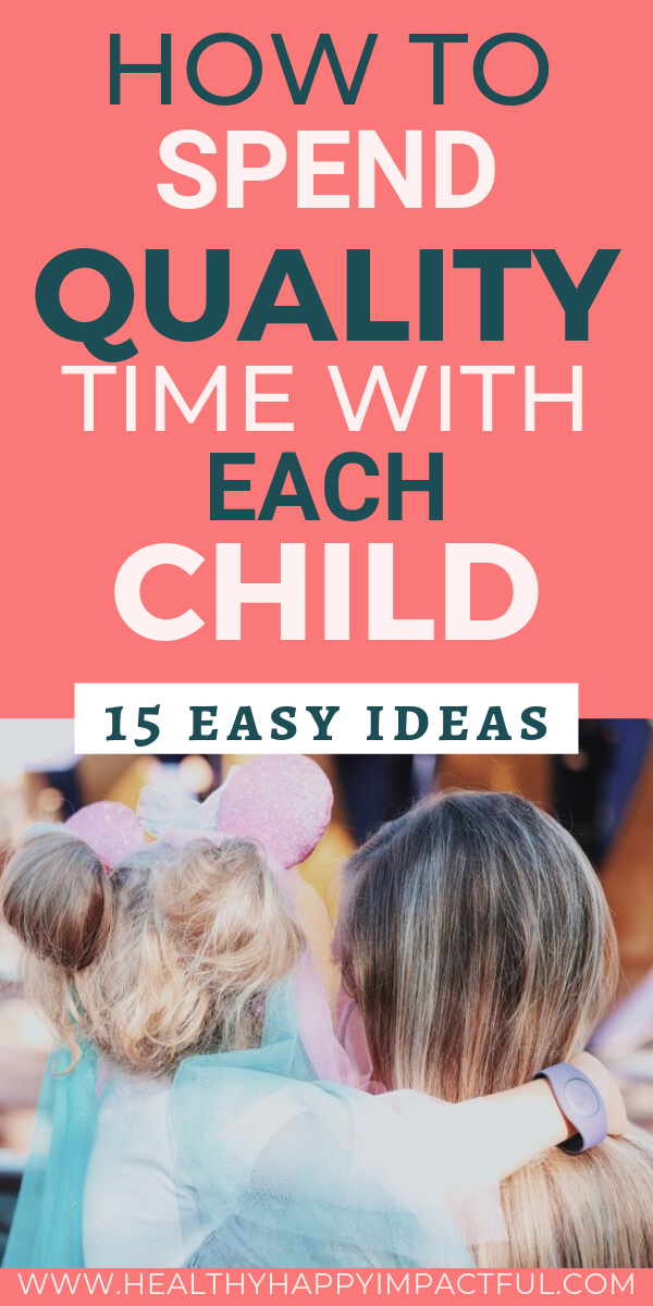 quality time with your child pin