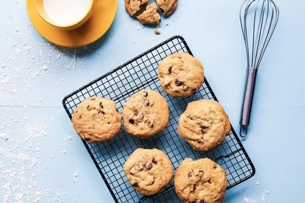 cookies are not healthy kids snacks & ideas