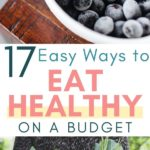 eat healthy on the cheap