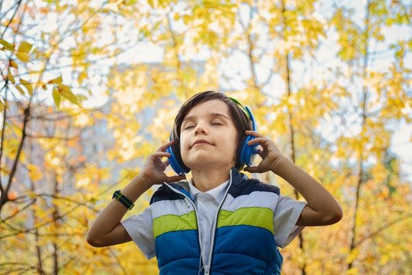 podcasts for activities for kids at home