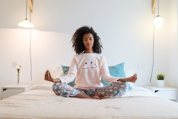 meditate to increase happiness