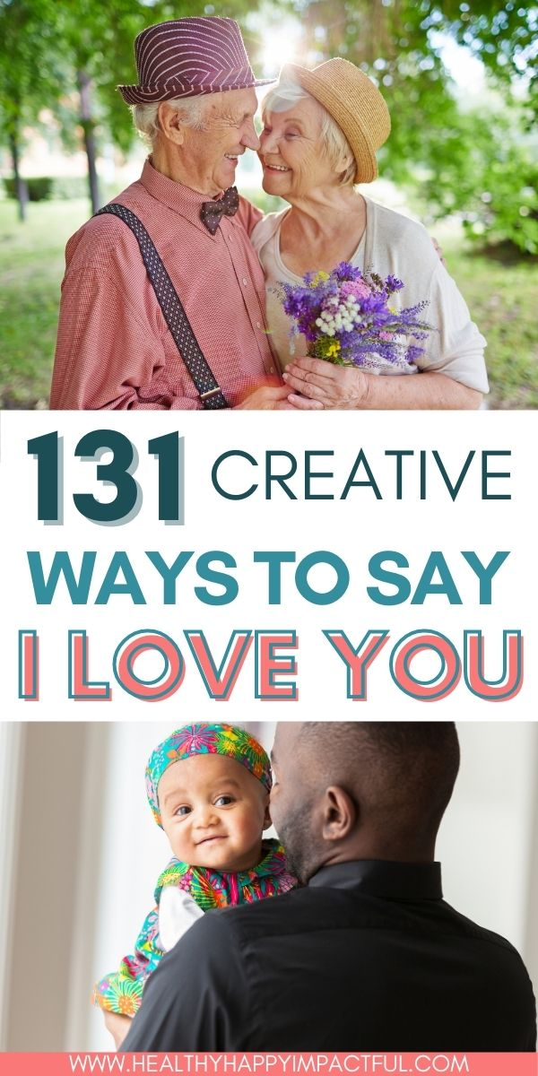 ways to say I love you pin