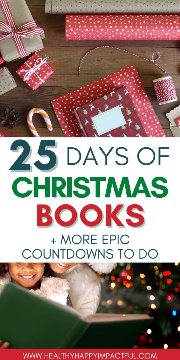 Christmas countdown for kids: the best books