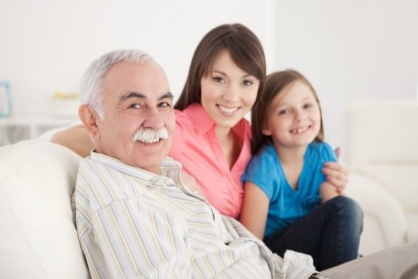 visit far away family for great future family goals