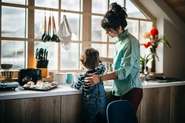 family goals examples list: gain quality time while you teach them valuable skills
