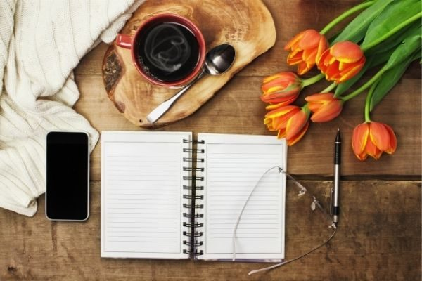 set up your ideal day with year planning