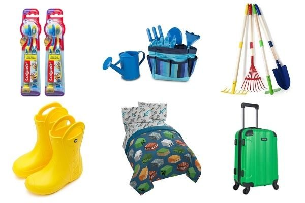 Useful non candy Easter basket ideas for boys
