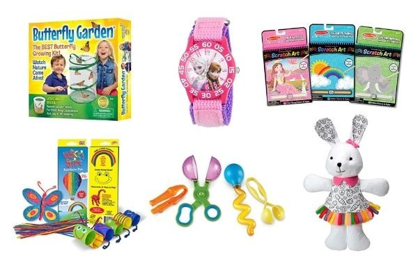 Curiosity and learning gifts for Easter