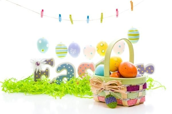 Easter Baskets for Girls 2021: 135 Easy Ideas You'll Love