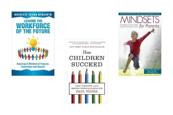 growth mindset for parents, teachers, and adults: How to Lead the Workforce, How Children Succeed, Mindset for Parents