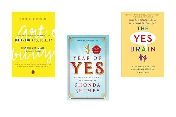 The art of possibility, Year of Yes, The Yes Brain
