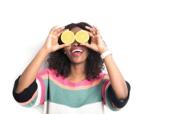 girl with lemon, fun questions to ask a girl