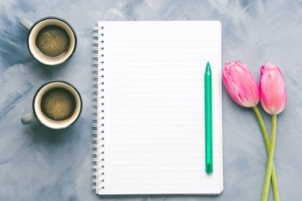 personal growth journal prompts development work