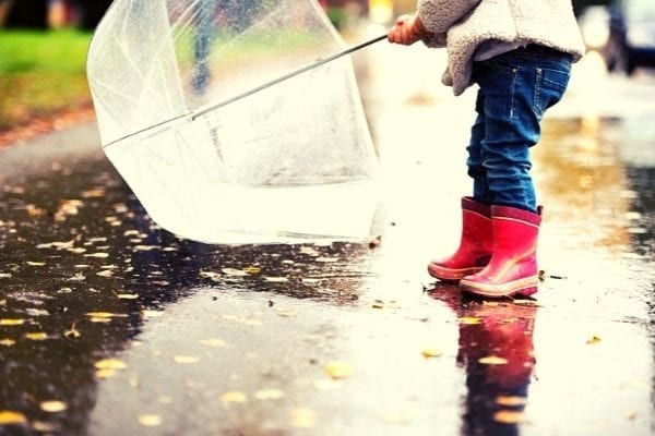 things to do on a rainy day with kids