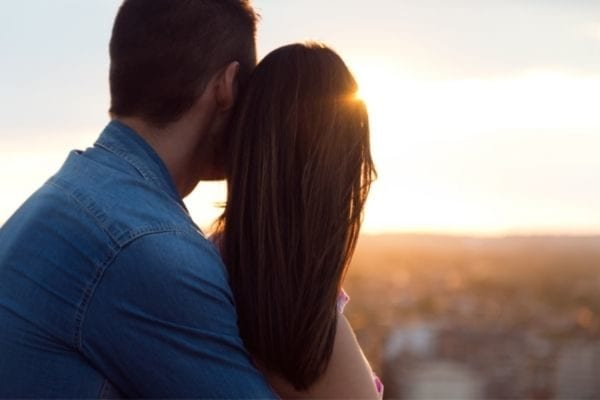 your relationship makes for good topics to talk about with someone