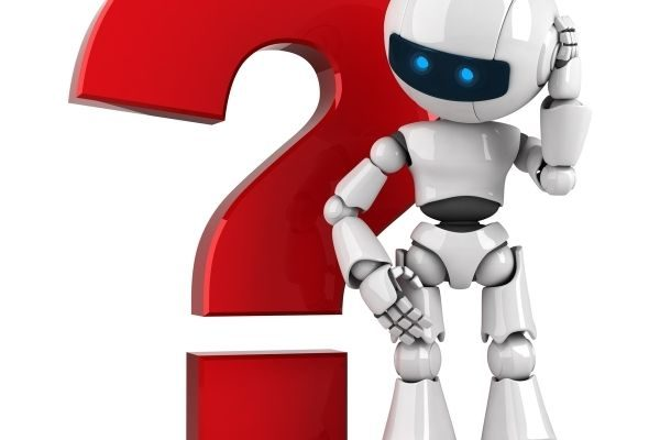 robot, random and funny yes or no questions to ask
