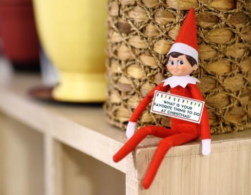Cute Elf on the Shelf Notes: Free Printable!