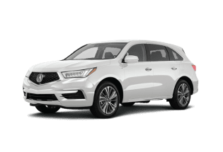 Best Vehicles for Snow - Acura MDX