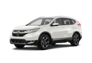 Best Vehicles for Snow - Honda CR-V