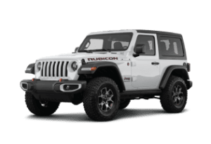 Best Vehicles for Snow - Jeep Wrangler