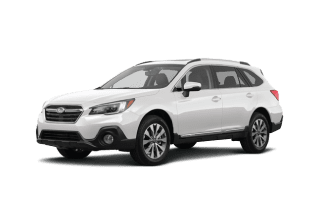 Best Vehicles for Snow - Subaru Outback