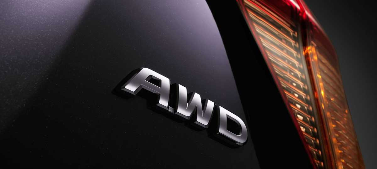 How Honda Real Time AWD with Intelligent Control System