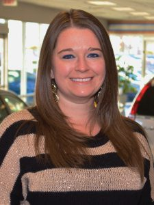 Lindsey Pruitt at Jay Wolfe Honda Sales Department