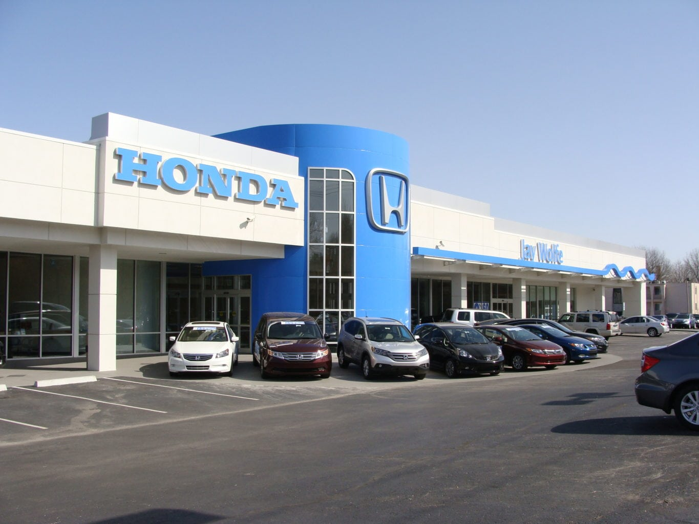 Honda Dealership Kansas City >> Jay Wolfe Honda Kansas City Honda And Used Car Dealership