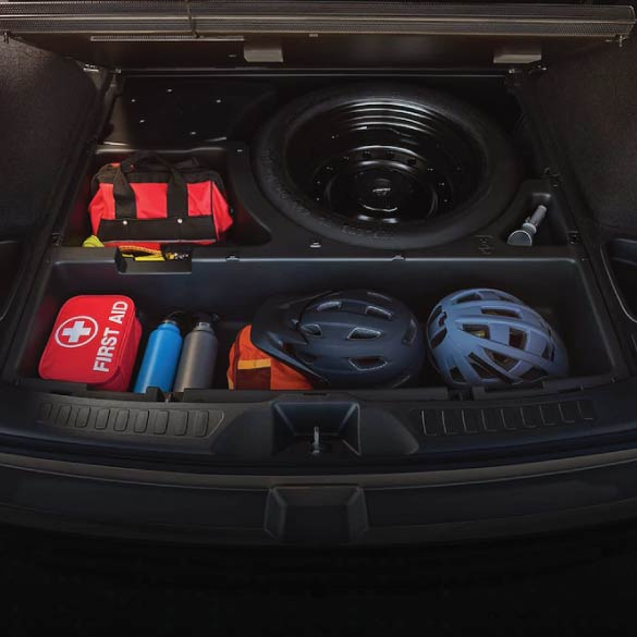All-New Honda Passport Storage