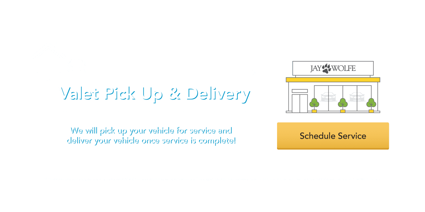 Pick Up & Delivery Banner