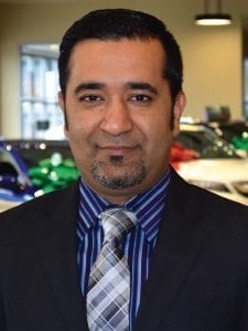 Norm Dean at Jay Wolfe Acura Sales Department